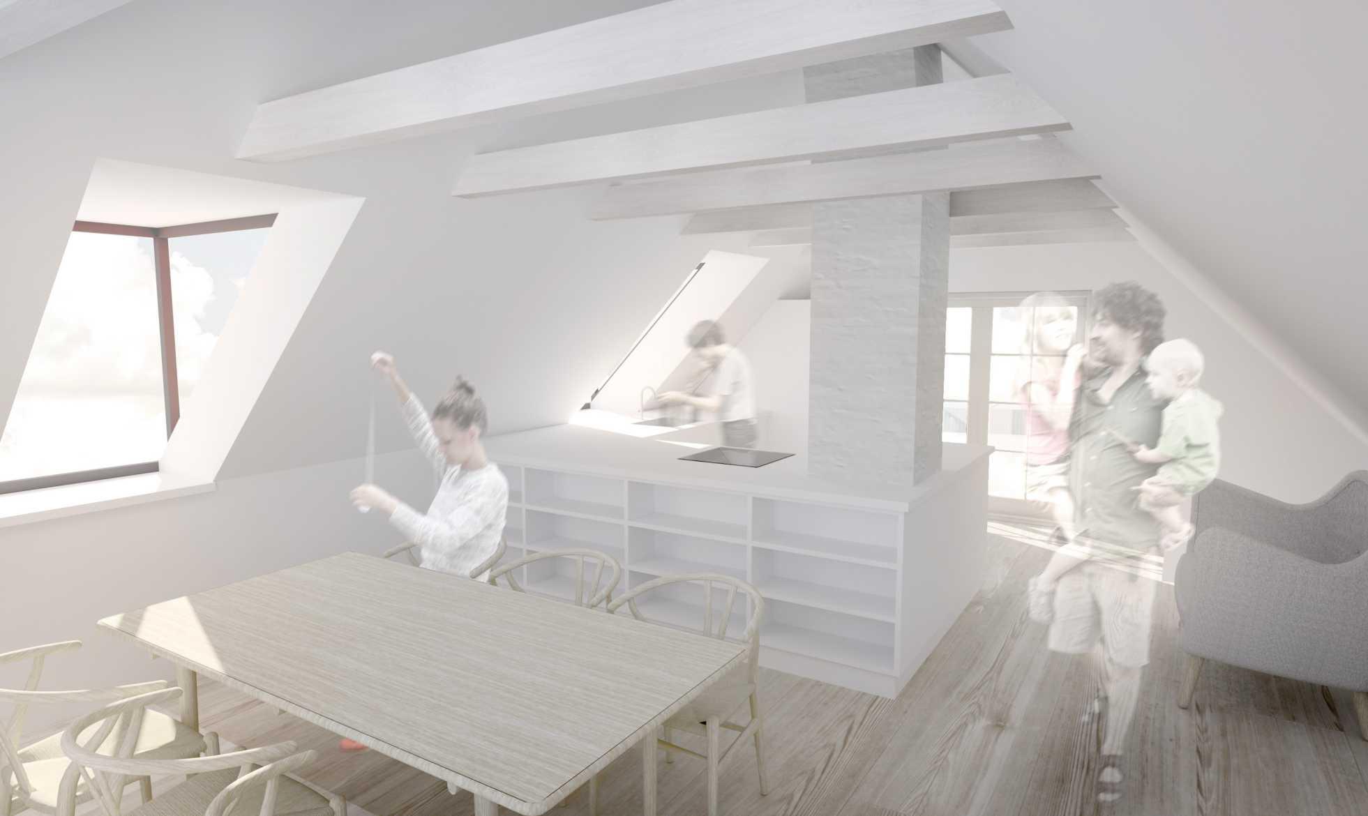 Visualisering af interiør