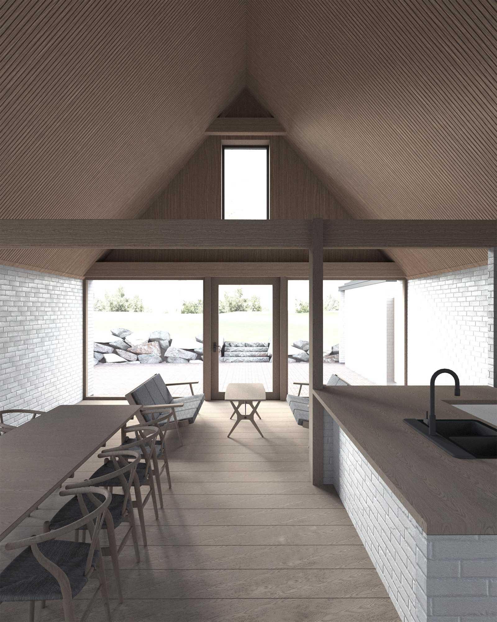 Picture of: Norsmindevej Kokken Alrum Kroghede Arkitektur