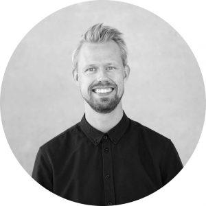 Emil Kroghede, Arkitekt MA